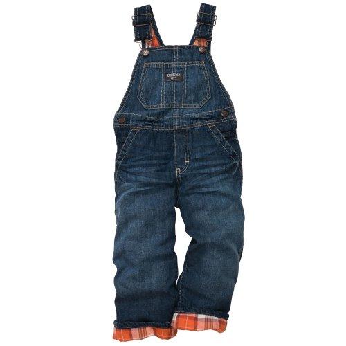 jeans-salopette-pour-enfants-combinaison-avec-flannell-double-a-carreaux-taille-68-74-us-12-mois