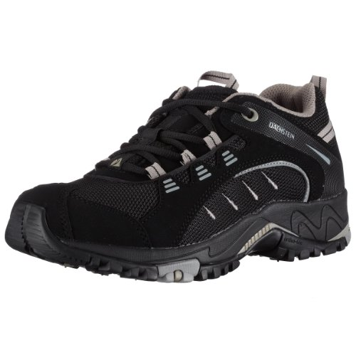 Dachstein T11 Trekking & Hiking Shoes Unisex-Adult black Schwarz (Schwarz/Aluminium 3805) Size: 7 (41 EU)