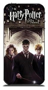 BroomCase Harry Potter harry potter couverture coque case cover pour iPhone 4 4S: Amazon.fr