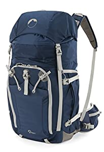 Lowepro Rover Pro 45L AW Backpack for Camera - Galaxy Blue/Light Grey
