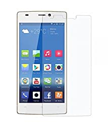Qawachh Tempered Glass Screen Guard For Gionee 5.5