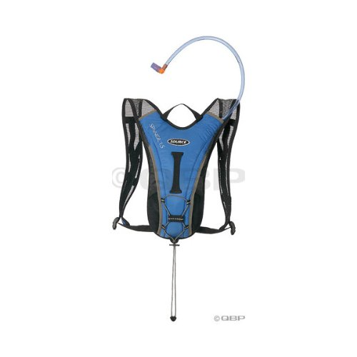 Source Spinner Hydration Pack: 1.5 liter; Blue/Gray