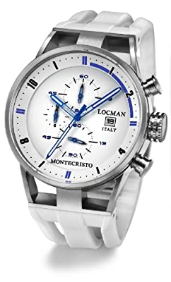 Locman Montecristo Chronograph by Locman Italy