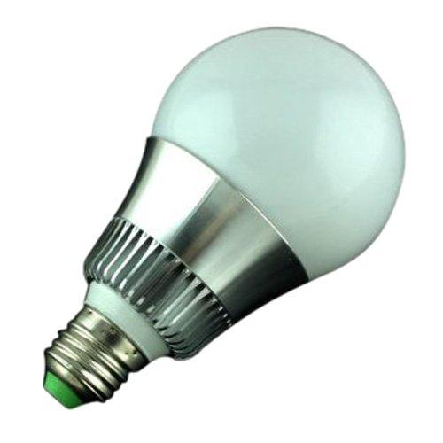 SODIAL(R)10W E27 Farbwechsel RGB LED Licht Lampe 85-265V mit Fernbedienung