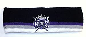NBA Sacramento Kings Terry Headband By Adidas - Osfa by adidas