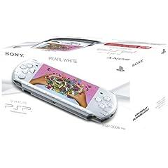 PSP Konsole Slim & Lite 3004 Pearl White