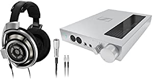 SENNHEISER HD800 Headphones/ HDVD800 Amp/ Balanced Cable System