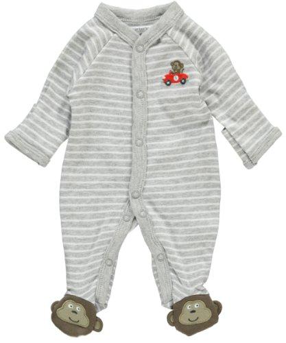 Carter's Baby Boys' Striped Sleep N Play (Baby)