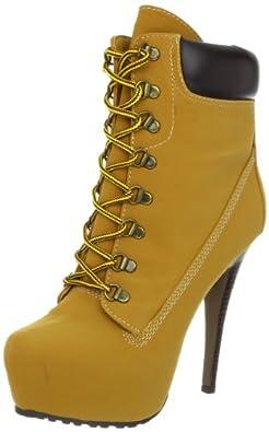 Ziginy Women's Shoes Boots 64