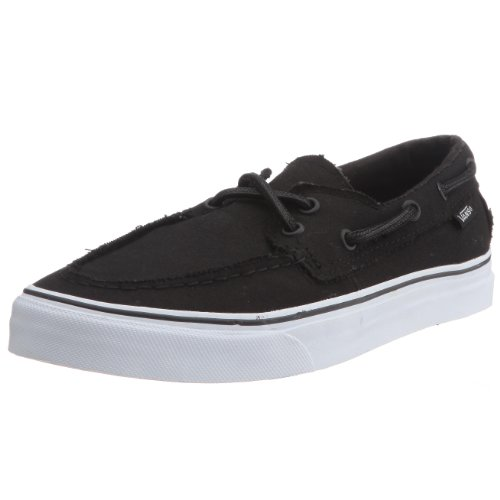 Vans Unisex Zapato Del Barco black/true white VXC36BT 3 UK