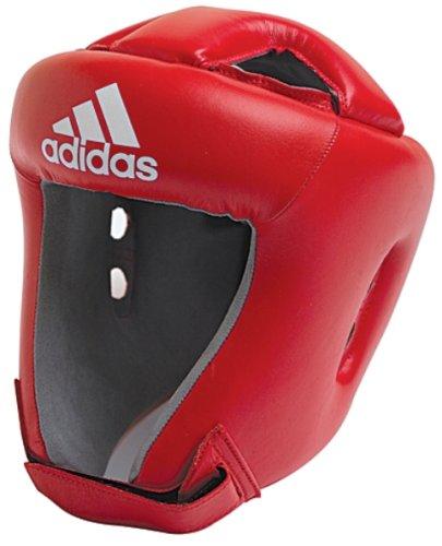 Adidas Adistar Pro Head Guard  CE - Red - Medium