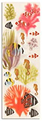 Martha Stewart Crafts Seaweed & Fish Stickers By The Package