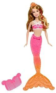 Barbie The Pearl Princess Mermaid Doll, Coral