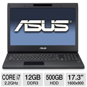 ASUS G74SX-TH71 17.3
