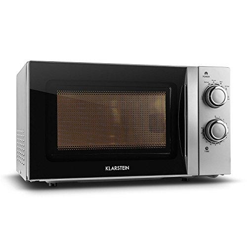 Klarstein myWave | Four micro-ondes compact de 20L | puissance de 700W...