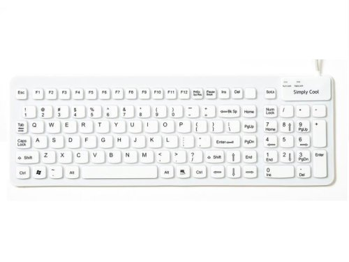 Man & Machine SIMPLYC/G5 Simplycool Waterproof Value Keyboard