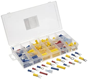 Morris Products 10816 Terminal Kit, 200 Pieces