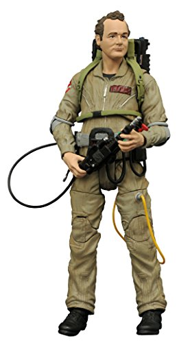 Diamond Select Toys Ghostbusters: Peter Venkman Select Action Figure