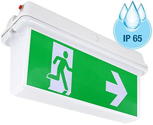 lampe-durgence-fuite-lampadaire-led-exit-ip65-incl-4-direction-etiquettes-plafond