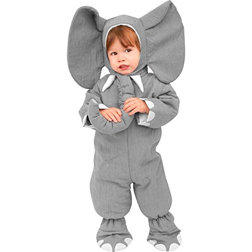 Child's Toddler Heirloom Elephant Costume (2-4T)