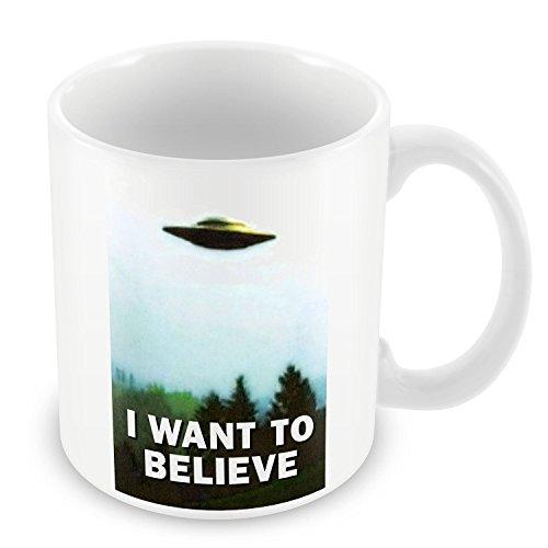 Mug voglio credere i want to believe