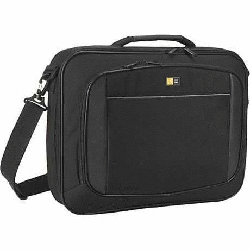 Case Logic VNC-15 15.4-inch Value Slimline Laptop Case (Black)