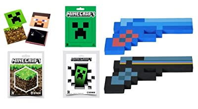 Minecraft Super Collectors Pack by JINX