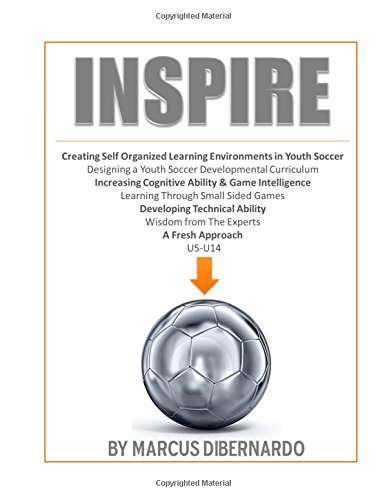 Inspire: Redefining Youth Soccer Coaching through the use of Self Organized Learning Environments, Small-Sided Games, Technical Development & Cognitive Training