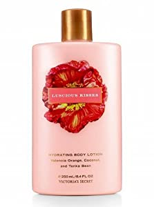 Victoria's Secret Luscious Kisses Hydrating Body Lotion 250mL/8.4 FL OZ [Misc.]