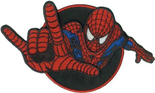 Application Spiderman Spidey Power Patch by C&D Visionary Inc.