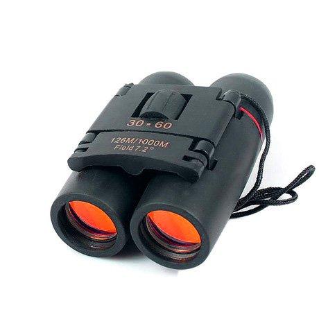 30X60 Zoom Mini Binoculars Telescopes Folding With Bag