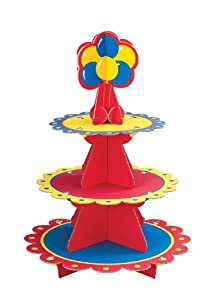 Wilton Primary Cupcake Stand Kit