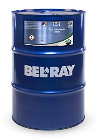 Bel-Ray 40920 Molylube Multipurpose Extreme Pressure Grease with Moly, Grade NLGI 2, Black
