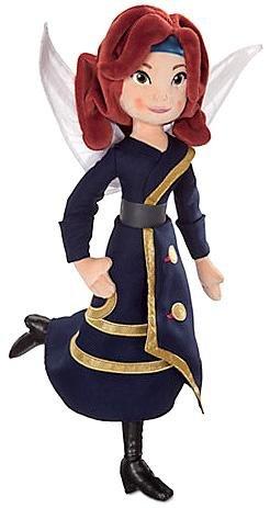 Disney The Pirate Fairy Exclusive 18 Inch Plush Figure Zarina