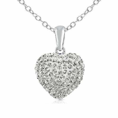Wow! 925 Sterling Silver Cubic Zirconia Cz Crytals