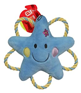 Small Dogit Happy Luv Toy, Star
