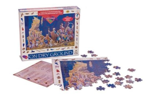 On Dry Ground Pieces of History 300 Pc Puzzle By Find It Games