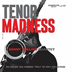 Sonny Rollins Tenor Madness  cover