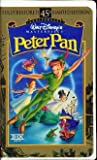 Video - Peter Pan (45th Anniversary Limited Edition) [VHS]