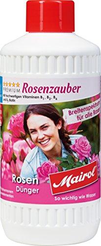 Mairol Rosen-Dünger Rosenzauber Liquid 500 ml
