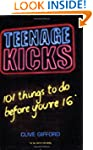 101 Things To Do Before You're 16