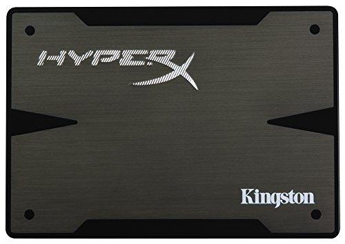 Kingston SSD HyperX 3K 2.5inch SATA3 MLC NAND採用 (最大読込速度555MB/s 最大書込速度510MB/s) 3年保証 120GB SH103S3/120G