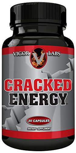 Cracked Energy Preworkout Energy Capsules (Herbal Energy Pre Workout compare prices)