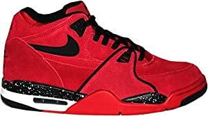 Nike Mens Air Flight 89' Gym Red/White/Black 306252-600 10