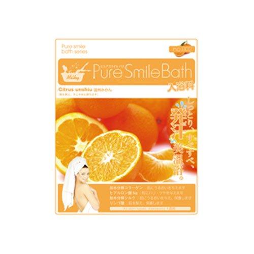 Pure Smile Bath 温州みかん24枚セット