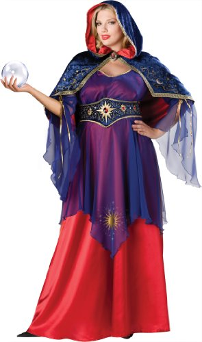 InCharacter Costumes Women's Plus-Size Mystical Sorceress