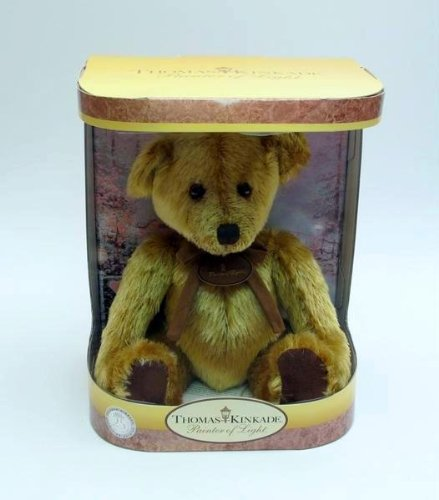 41nGDed SyL Buy  Thomas Kinkade Collector Bear Nanette By Russ Berrie