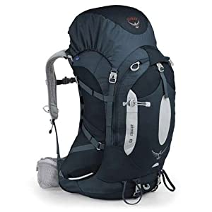 Atmos 65 Backpack - S - GRAPHITE GREY