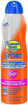 Banana Boat 6 Ounce Sunscreen Spray