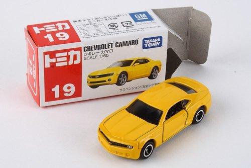 TOMY TOMICA Chevrolet Camaro No. 19